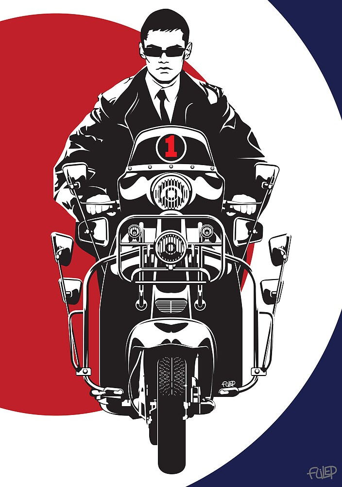 We are the Mods by Tom Fulep
