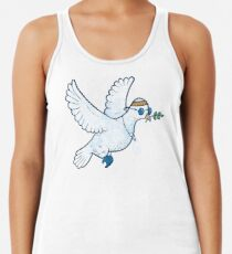 The Hippie Dove Women's Tank Top