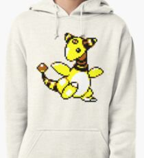 Ampharos Retro Pullover Hoodie