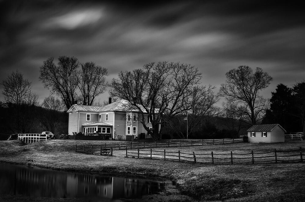 Midway Farm by Arkadiy Chernov