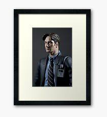 Special Agent Fox Mulder Framed Print