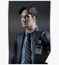 Special Agent Fox Mulder Poster
