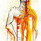 CREEPER IN RED by delonte089