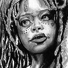Tia Dalma aka: Calypso sea goddess,  by delonte089