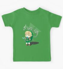 The Hero of Time Kids Clothes