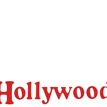 Hollywood logo - 1979 by Rakondite
