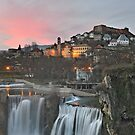 Jajce Sunset by Kasia Nowak