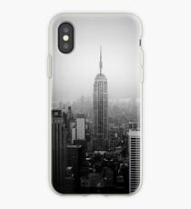 The Empire State Building, New York City iPhone-Hülle & Cover