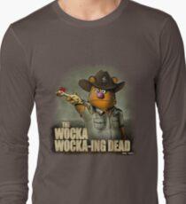 The Wocka Wocka-ing Dead Long Sleeve T-Shirt