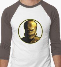 Arch-Vile 3D Men's Baseball ¾ T-Shirt