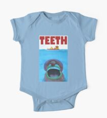 TEETH One Piece - Short Sleeve
