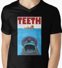 TEETH Men's V-Neck T-Shirt