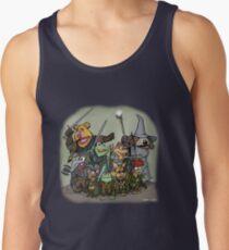 Fellowship of the Muppets Men's Tank Top