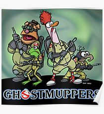 Ghostmuppers Poster