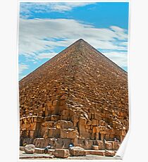 Cheops Pyramid3. Poster