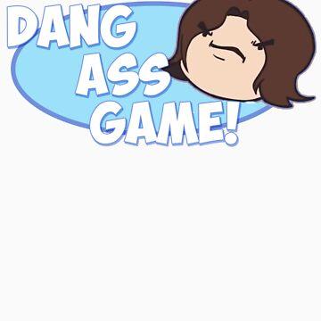 Game Grumps-Dang Ass Game by IncendiaryMelon