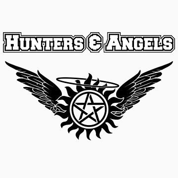 Hunters & Angels by HarmonyByDesign