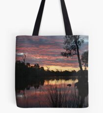 SummerSunSet Tote Bag