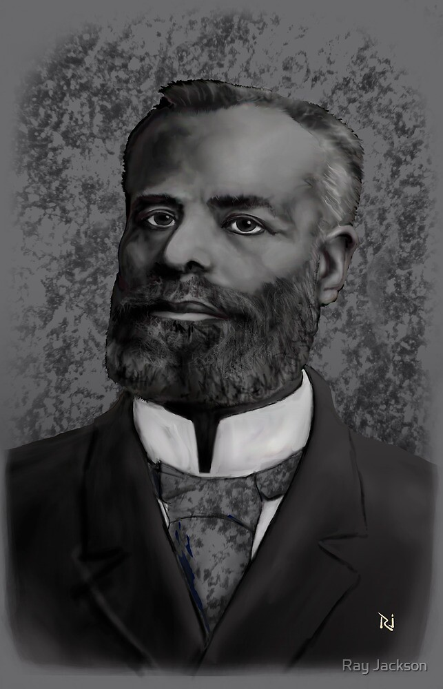 Elijah McCoy  THE REAL MCCOY ! by Ray Jackson