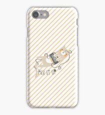 Mixtape Kitty iPhone Case/Skin
