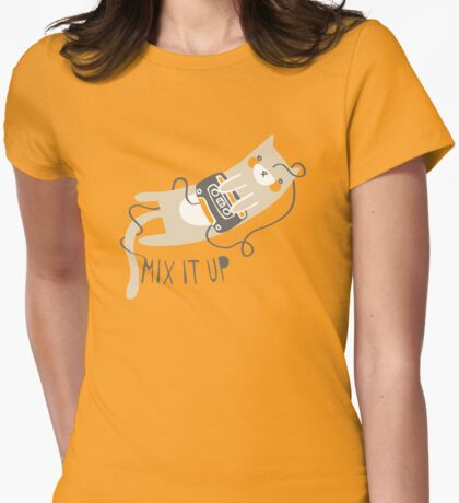 Mixtape Kitty T-Shirt
