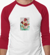 A Beautifully Bold Floral Bouquet of Tulips T-Shirt