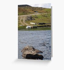 Norse Mill Location Greeting Card