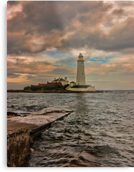 The Lighthouse by Trevor Kersley