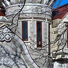 Wonderland Window by aprilann
