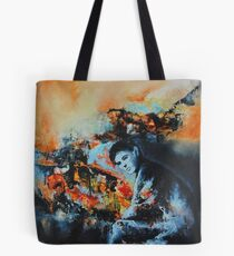 Sacrifice, featured in Painters Universe Tote Bag
