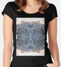 Spider Without Web Women's Fitted Scoop T-Shirt