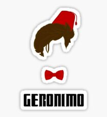 Doctor Who? - Geronimo Sticker