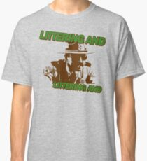 Littering And! Classic T-Shirt