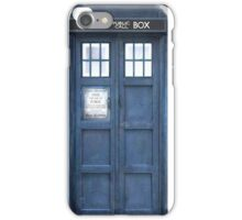 doctor who TARDIS iphone 4/4s/5 case iPhone Case/Skin