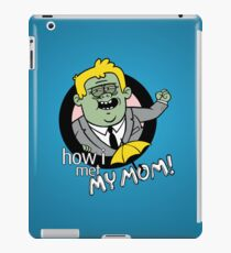 Regular Bro iPad Case/Skin