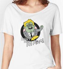 Regular Bro Women's Relaxed Fit T-Shirt