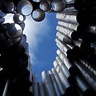 Up through the pipes by nealbarnett