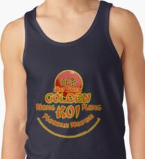 Sleeping Dogs, Golden Koi Noodle Bar Tank Top