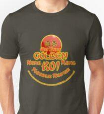 Sleeping Dogs, Golden Koi Noodle Bar T-Shirt