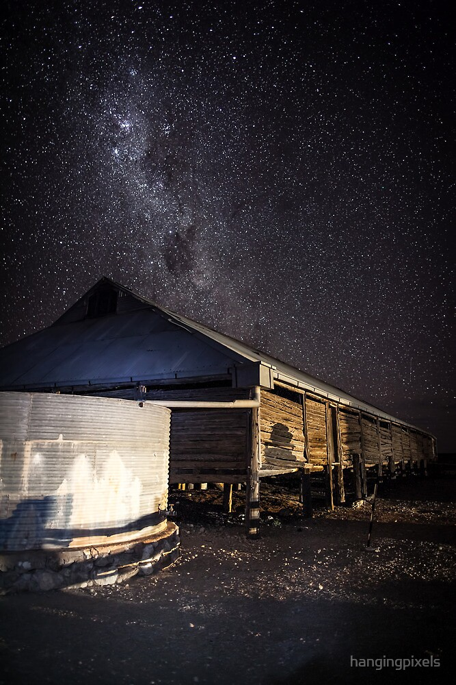 Mungo Woolshed by hangingpixels