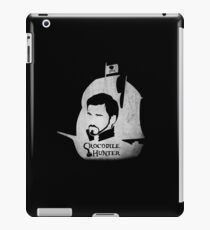 Crocodile Hunter iPad Case/Skin