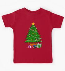 Christmas Tree and gifts - Kids Kids Clothes