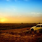 Mesa Sunset by Linda Eshom