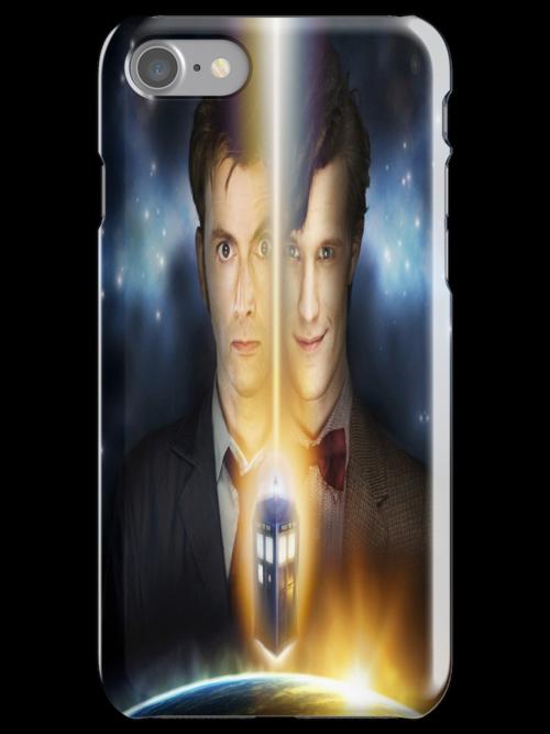 Doctor 10 & 11 by PrestonGranger
