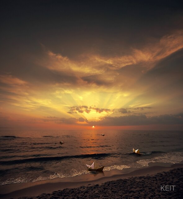 BOATS by KEIT