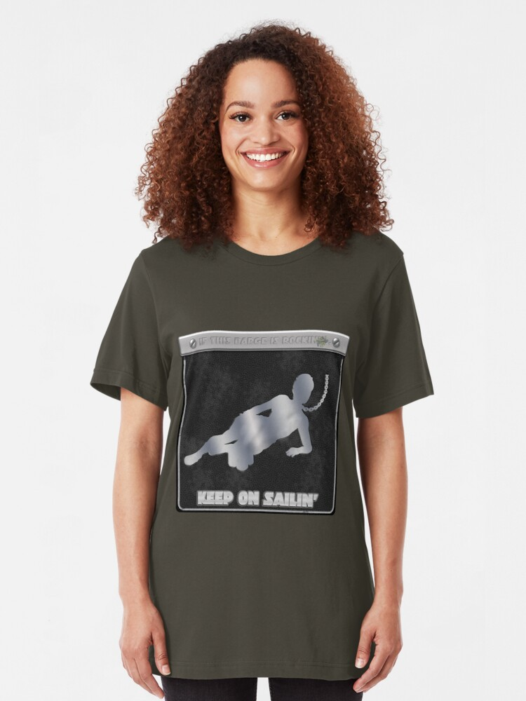Alternate view of Barge Flaps Slim Fit T-Shirt