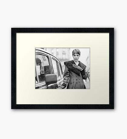 Mylady Framed Print