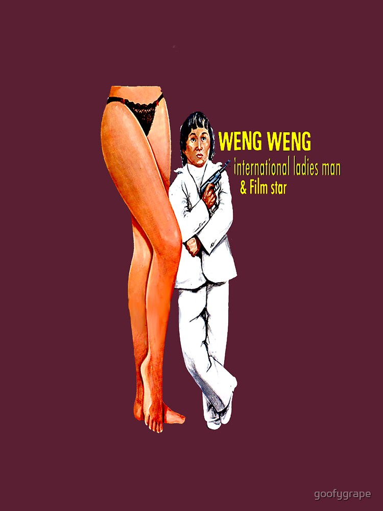 Weng Weng by goofygrape
