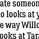 Date Someone Who - Willow & Tara by HarmonyByDesign