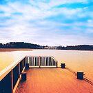 Pier by Mikko  Suhonen